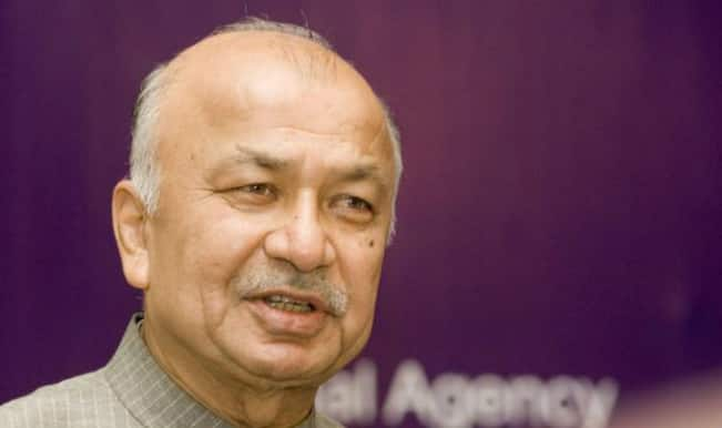 Won't be able to provide security to IPL matches: Sushilkumar Shinde