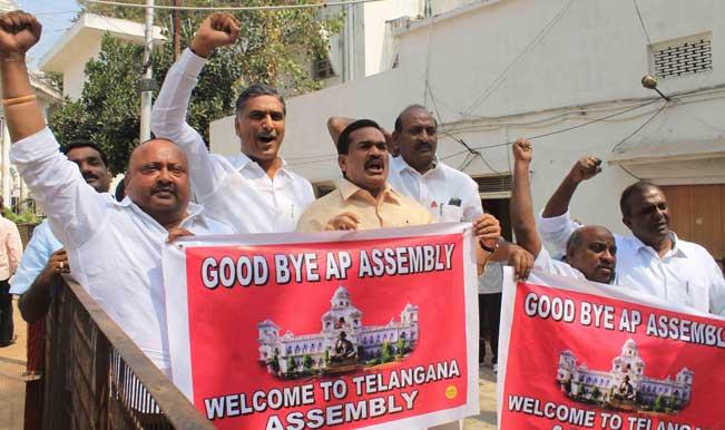 Telangana Bill gets President's assent, President's rule in Andhra Pradesh