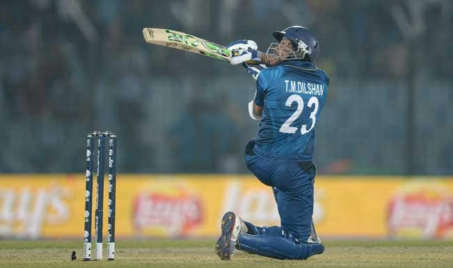 ICC World T20 2014, England vs Sri Lanka: Jayawardene and Dilshan power Sri Lanka to 189/4