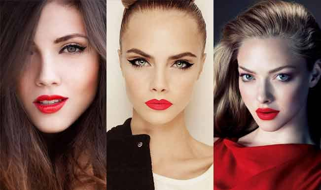 Perfect red lips: Top 5 red lipsticks