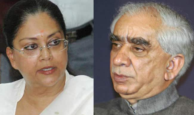 Mentor Turns Foe: The story of Jaswant Singh and Vasundhara Raje