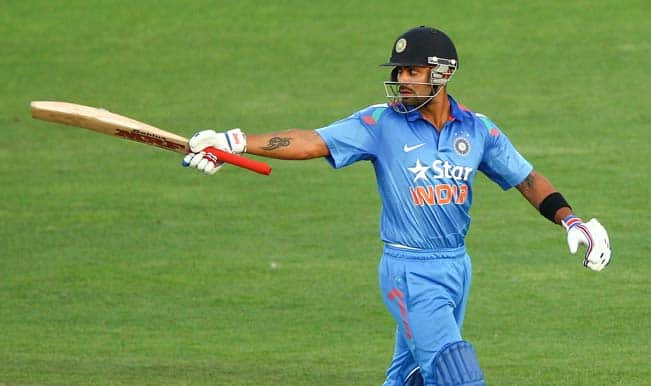 Raina, Kohli hit half-centuries as India put up 178/4