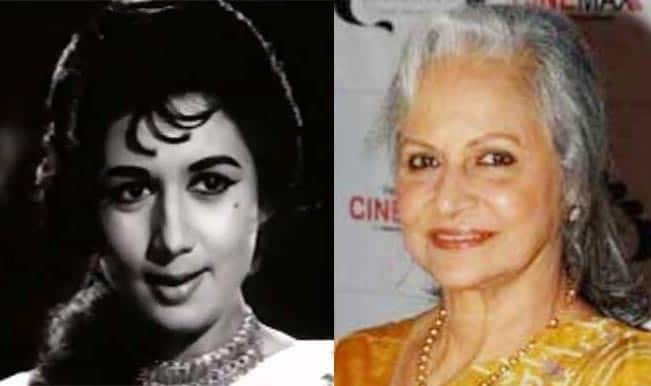Waheeda Rehman remembers Nanda: We were soul sisters, friends for 55 years