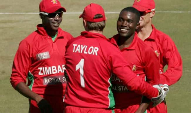ICC World T20 Match Preview: Zimbabwe to give it a last go against UAE