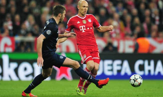 Bayern Munich knock out Manchester United with 3-1 win in the Champions League