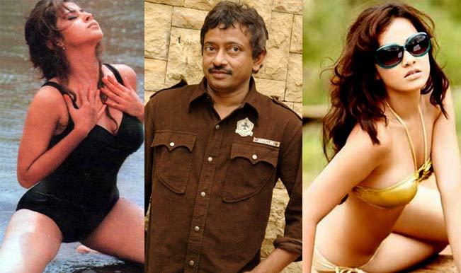 Ram Gopal Varma and his muses