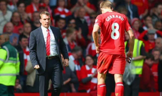 English Premier League: Steven Gerrard slip proves costly as Chelsea closen gap on Liverpool