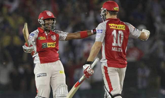 Kings XI Punjab Team in IPL 2014: List of KXIP Players Bought for IPL 7