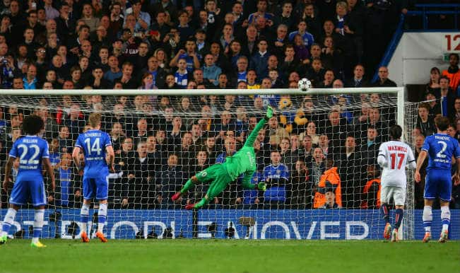 In pics: Chelsea beat PSG 2-0 in Champions League