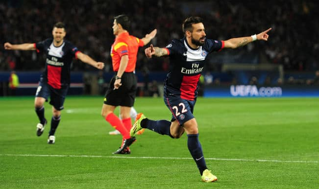 PSG stun Chelsea with late goal to win 3-1 in the Champions League