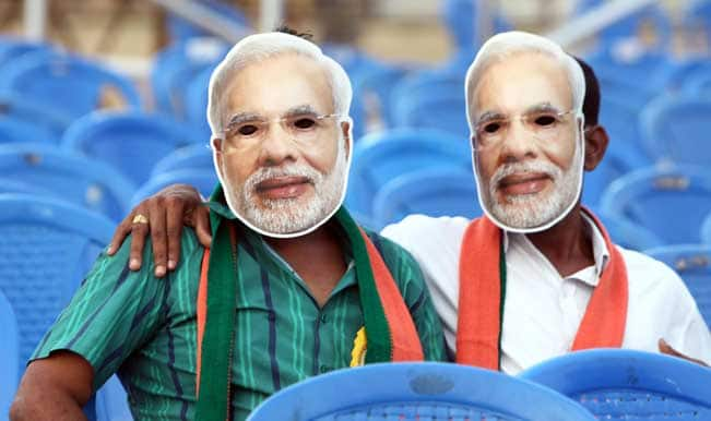 Opinion poll 2014 Lok Sabha elections: BJP to get majority