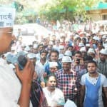 AAP banks on their tried and tested door-to-door campaign in Varanasi to combat Modi