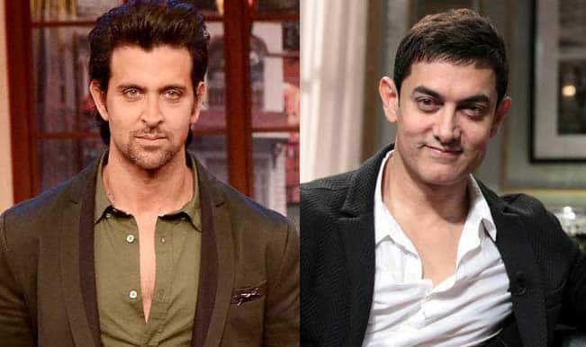 Hrithik Roshan to step into Aamir Khan's shoes!