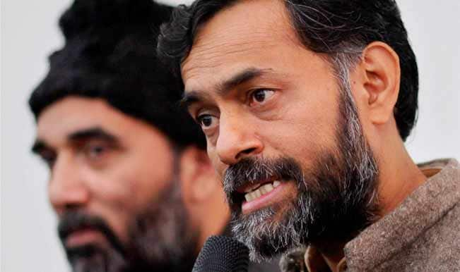 Aam Aadmi Party's Yogendra Yadav was called 'Salim' as a child