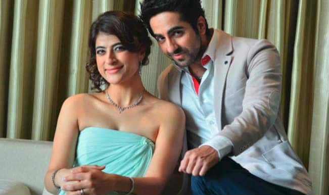 Ayushmann Khurrana is blessed with a baby girl!
