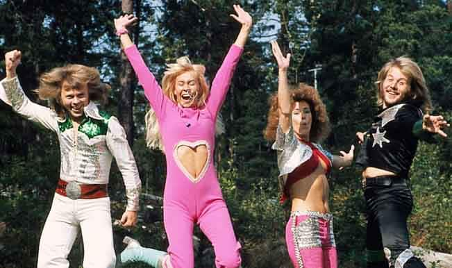 ABBA celebrates 40 years since breakthrough hit 'Waterloo'