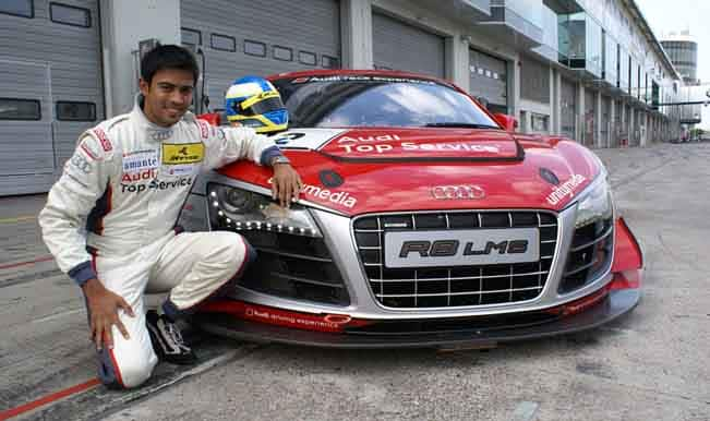 Aditya Patel to race in GT Open series