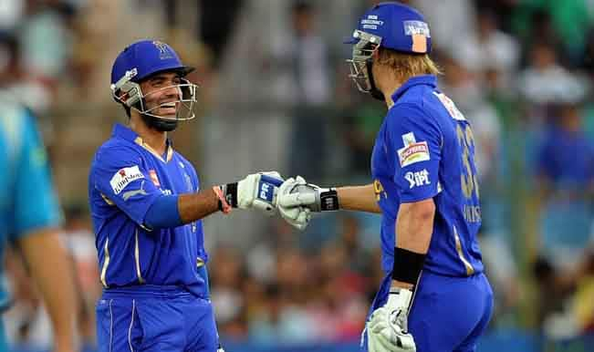 Rajasthan Royals Team in IPL 2014: List of RR Players Bought for IPL 7