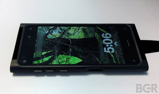 Amazon's smartphone: Have you seen the phone with 3D interface?
