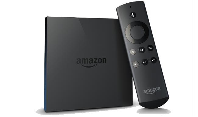 Amazon announces Fire TV, goes up against Apple TV