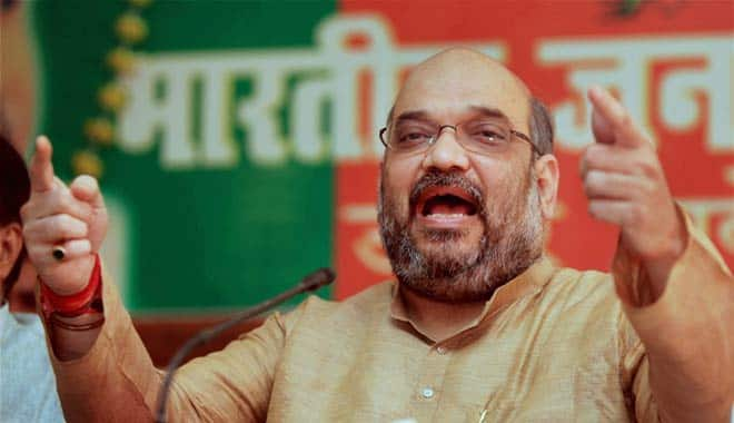 Snoopgate: Amit Shah rejects Priyanka Gandhi's attack on Narendra Modi