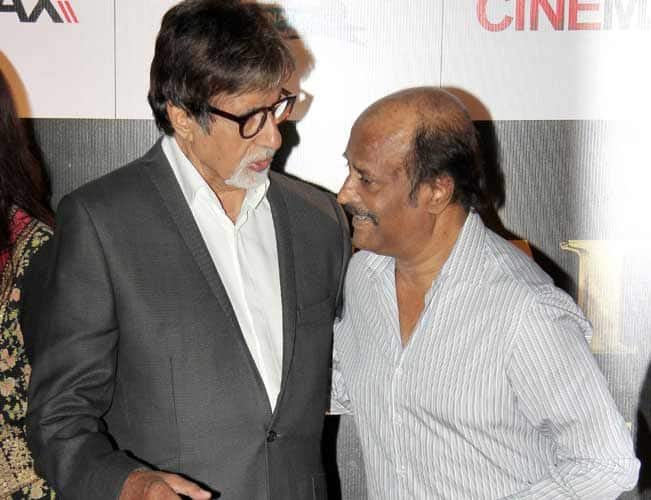 Amitabh Bachchan on Rajinikanth's Kochadaiiyaan: A daughter pays tribute to her haloed father!