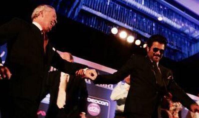 Anil Kapoor at IIFA Awards 2014