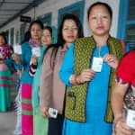 63 poll related incidents reported on April 9 polls in…