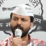 AAP's Ashish Khetan vows zero corruption