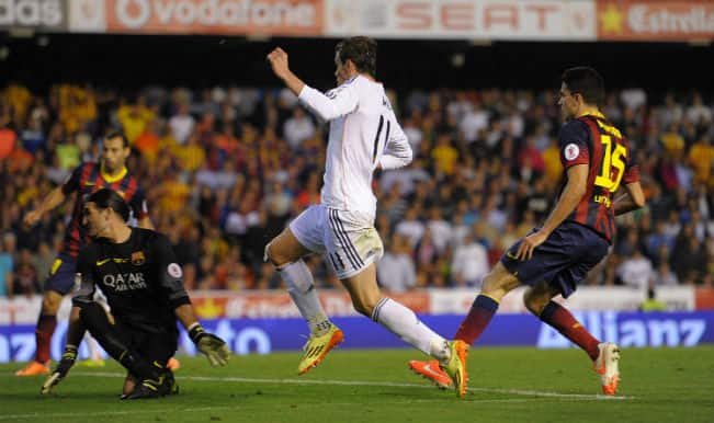 Gareth Bale breaks Barcelona's hearts to help Real Madrid win the Copa del Rey