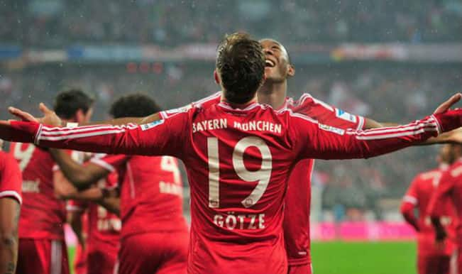 Bayern Munich vs Manchester United Live Streaming, Champions League 2014