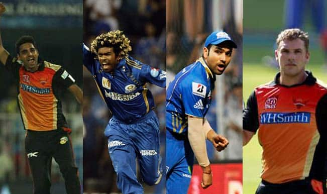 IPL 2014, MI vs SRH: Top 5 players to watch out for in Match 20