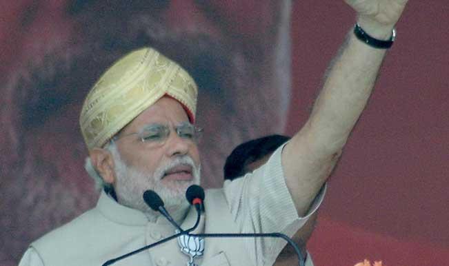 Hitler meets NaMo: Modi and his Hindutva brigade, voiceover by Narendra Modi featuring Hitler!