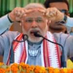 Narendra Modi slams PM of not seeing anything because of…
