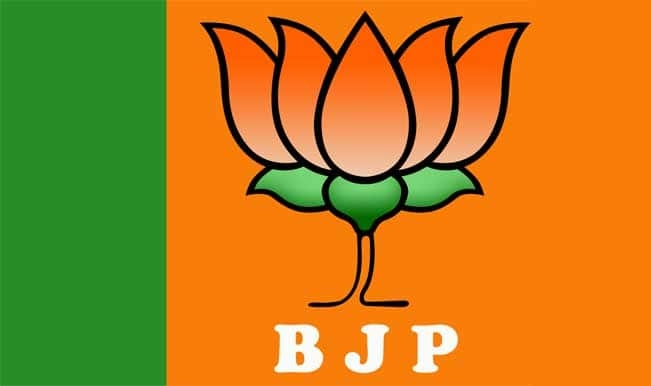 Bharatiya Janata Party manifesto blackout in Assam and Tripura voting Monday