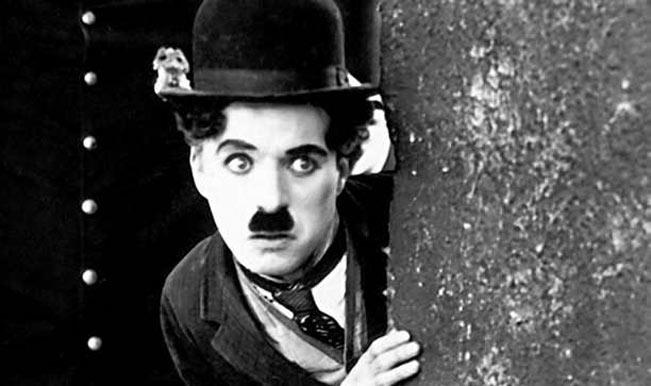 Gujarat fan club celebrates Charlie Chaplin's 125th birthday!