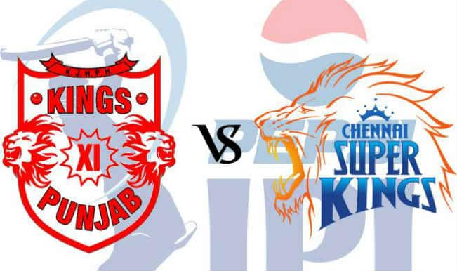 Watch Live Online Streaming: Chennai Super Kings (CSK) vs Kings XI Punjab (KXIP), IPL 2014