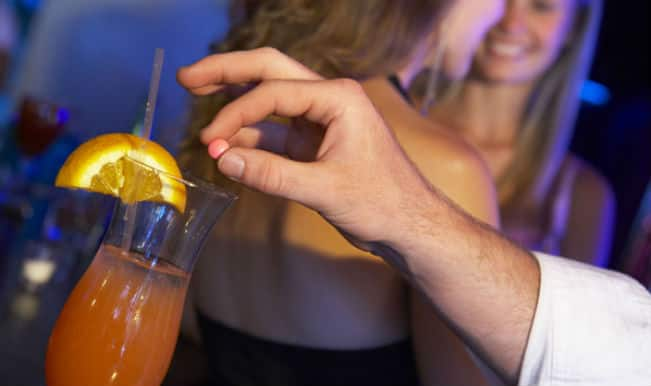 A new liquid can detect the date rape drug