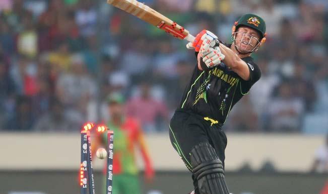 ICC World T20 2014, Australia vs Bangladesh: Australia leave with a consolation win