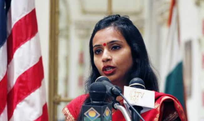 Indian official says 'NYPD officer's arrest has nothing to do with Khobragade case'