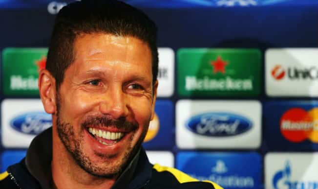 Diego Simeone defends Chelsea's right to park bus
