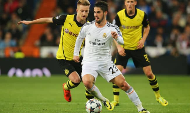 Borussia Dortmund Vs Real Madrid Live Streaming Champions League