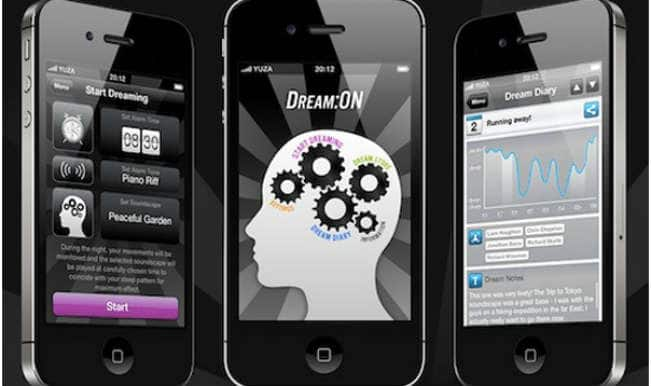 Dream On: An app that can make your dreams more positive!