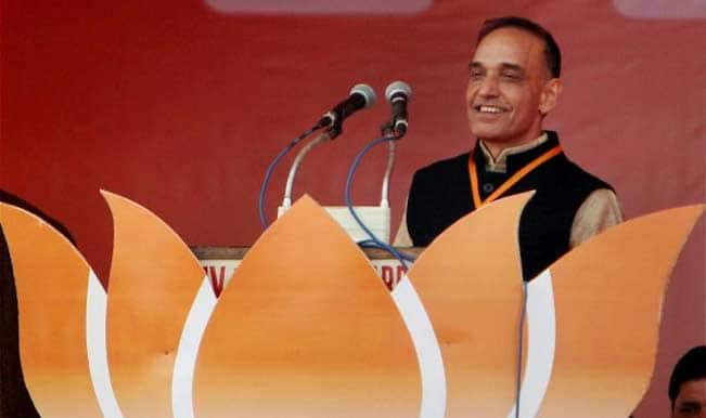 UP polls: Attack on BJP's Satyapal Singh, former Mumbai police chief!