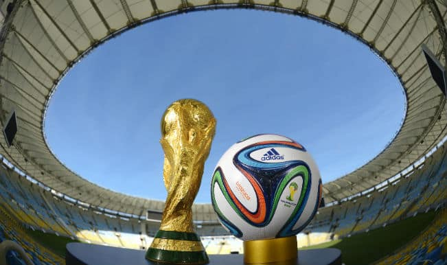 FIFA World Cup 2014 Brazil Fixtures: Groups, Time Table with Match Schedule & Results