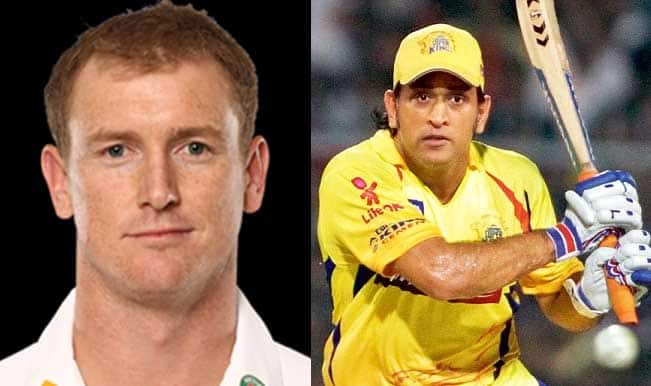 George-Bailey-and-Mahendra-Singh-Dhoni