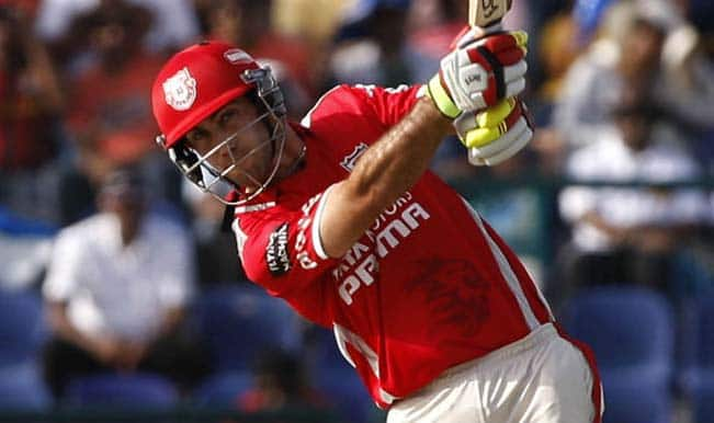 Kings XI Punjab (KXIP) vs Sunrisers Hyderabad (SRH), Live Cricket Score, IPL 2014: Match 9 at Sharjah
