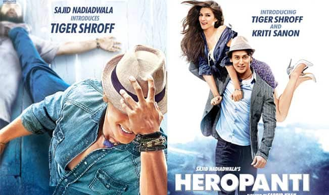 Heropanti-Poster