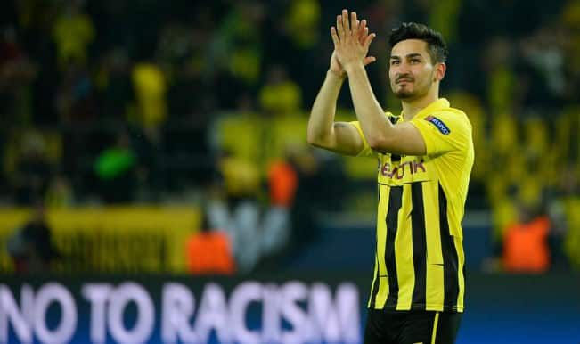 Ilkay Gundogan to stay at Borussia Dortmund until 2016