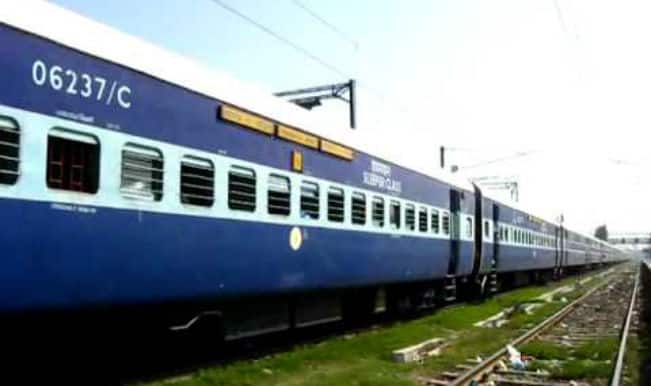 Two killed as trains collide in Uttar Pradesh